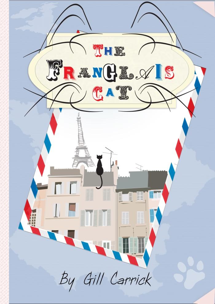 franglais-cat-gill-carrick   © Natalie Knowles