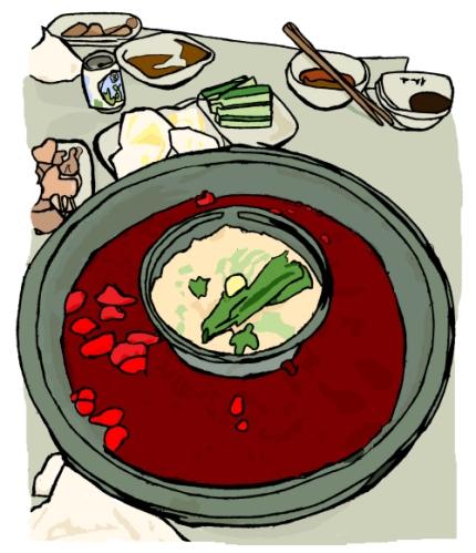 Boil the Soup | Natalie Knowles Art © 2018