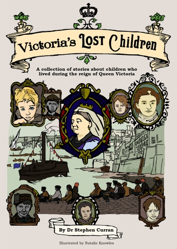 Victoria's Lost Children | © Natalie Knowles Art