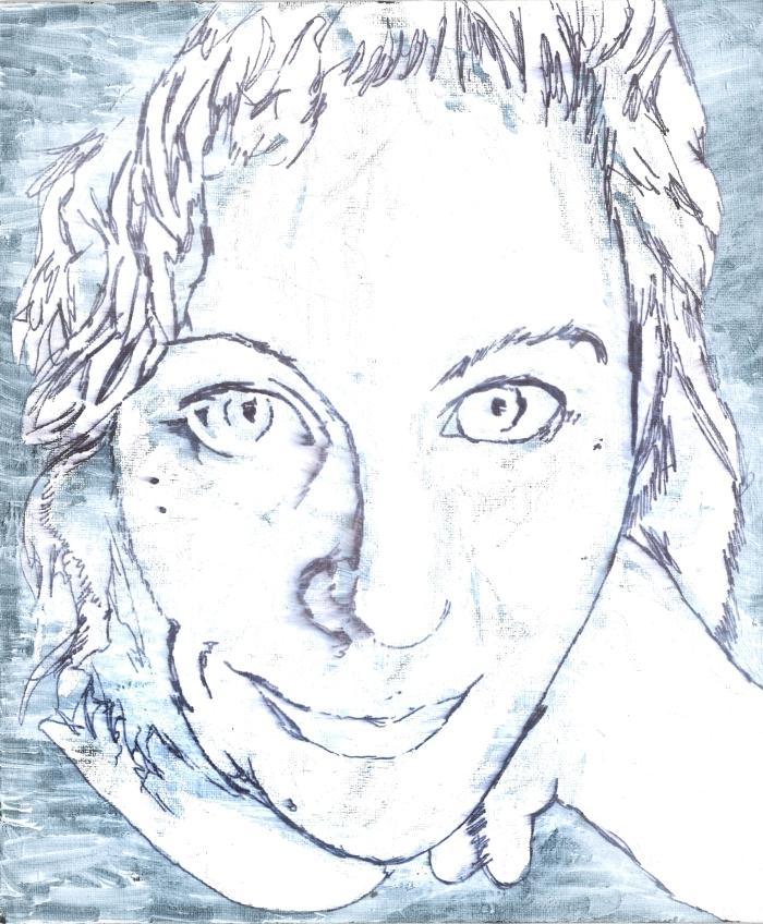 Natalie_Knowles_Self_Portrait_2019 | Natalie Knowles Art 2019