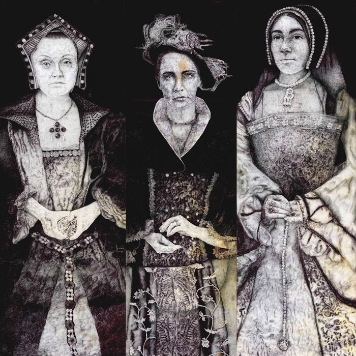 Tudor Queens | Natalie Knowles