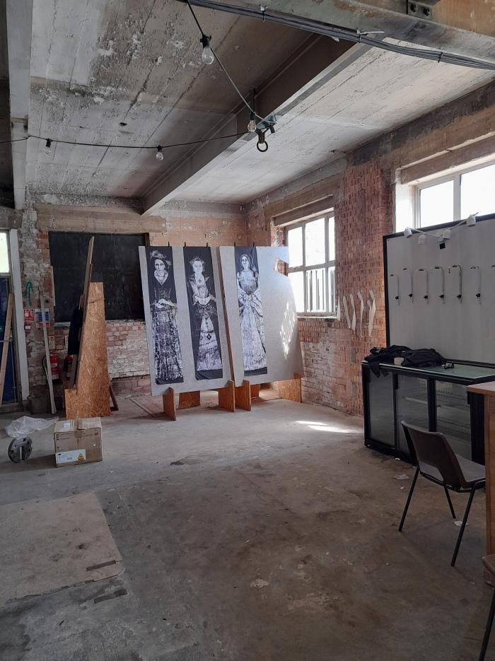 Shoe Factory Weekender 018 | Natalie Knowles Art 2021
