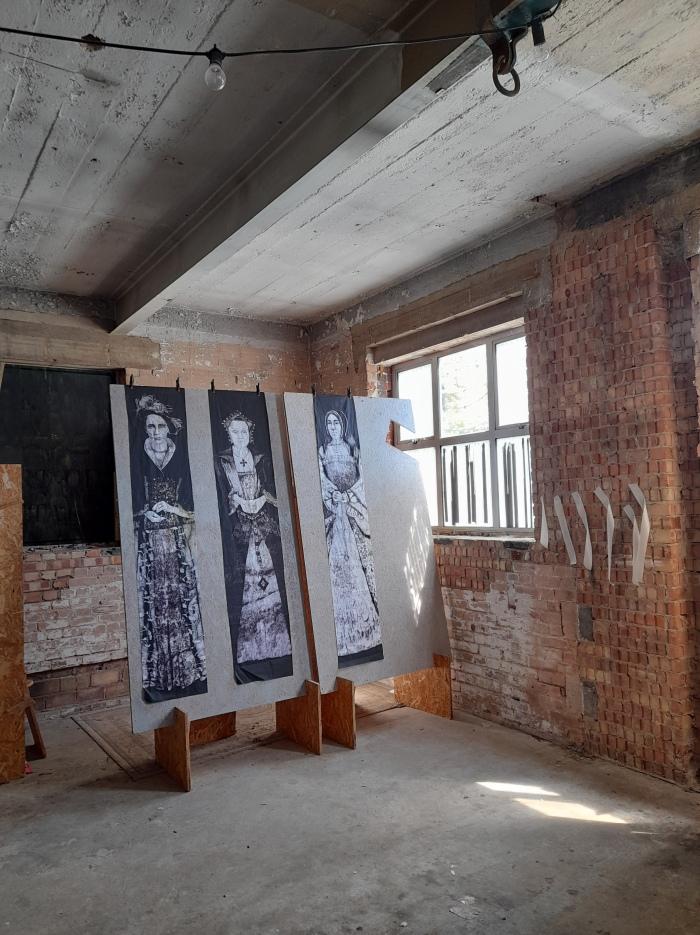 Shoe Factory Weekender 032   Natalie Knowles Art 2021