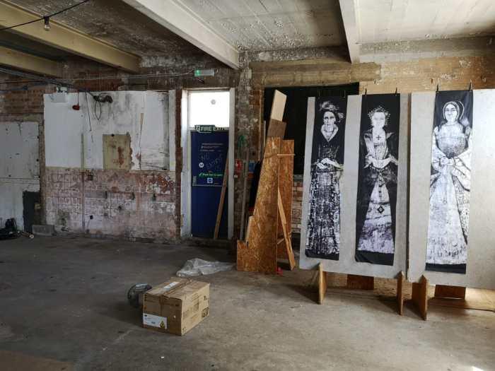Shoe Factory Weekender 076   Natalie Knowles Art 2021