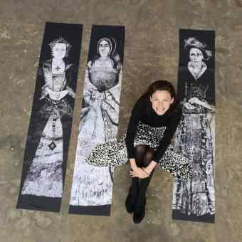 Shoe Factory Weekender 028   Natalie Knowles Art 2021