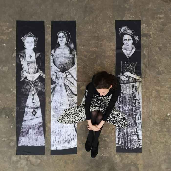 Shoe Factory Weekender 025   Natalie Knowles Art 2021
