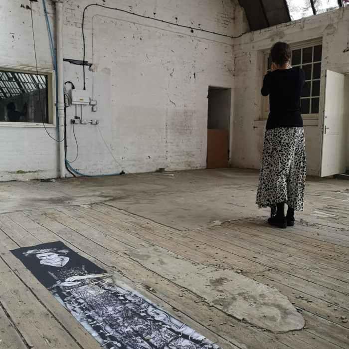 Shoe Factory Weekender 033   Natalie Knowles Art 2021