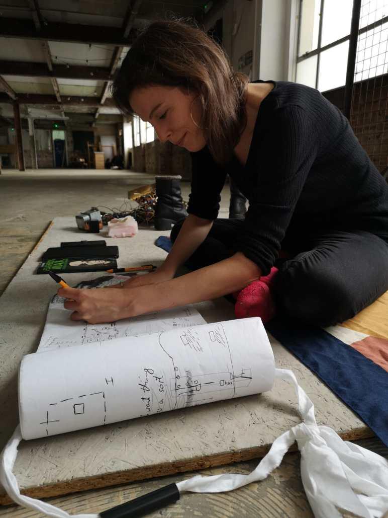 Shoe Factory Weekender Part 2 004   Natalie Knowles Art 2021.jpg.