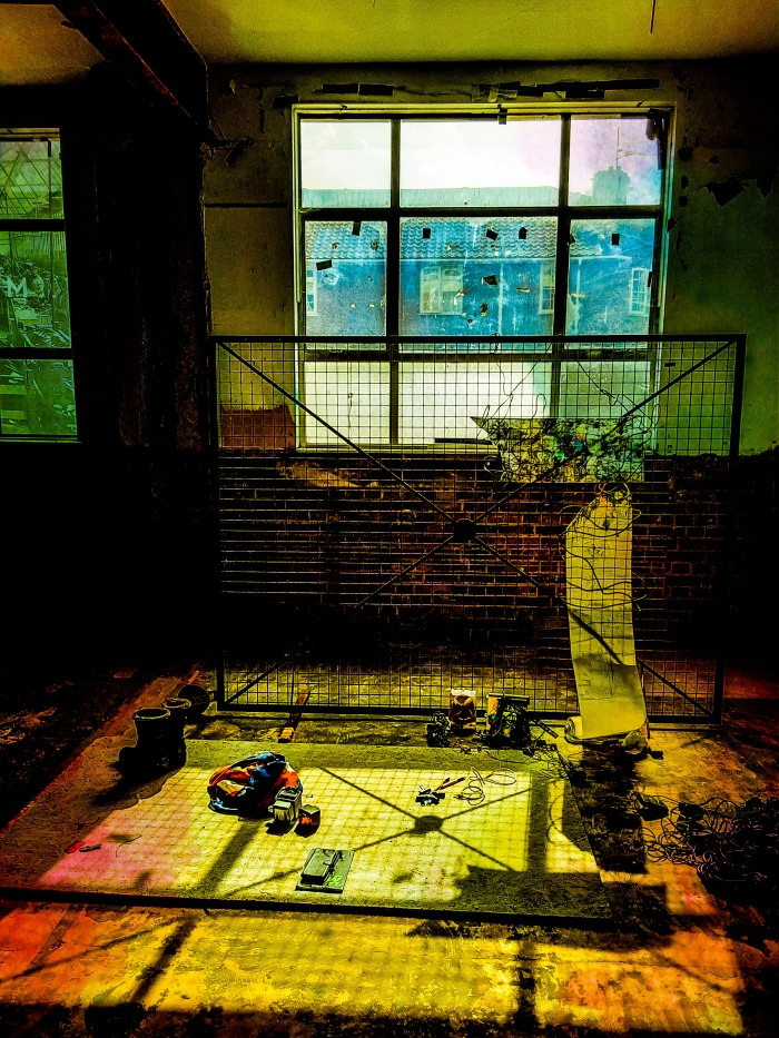Shoe Factory Weekender Part 2 023 | Natalie Knowles Art 2021.jpg