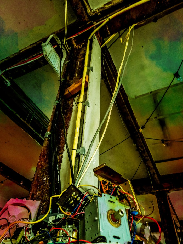 Shoe Factory Weekender Part 2 016 | Natalie Knowles Art 2021