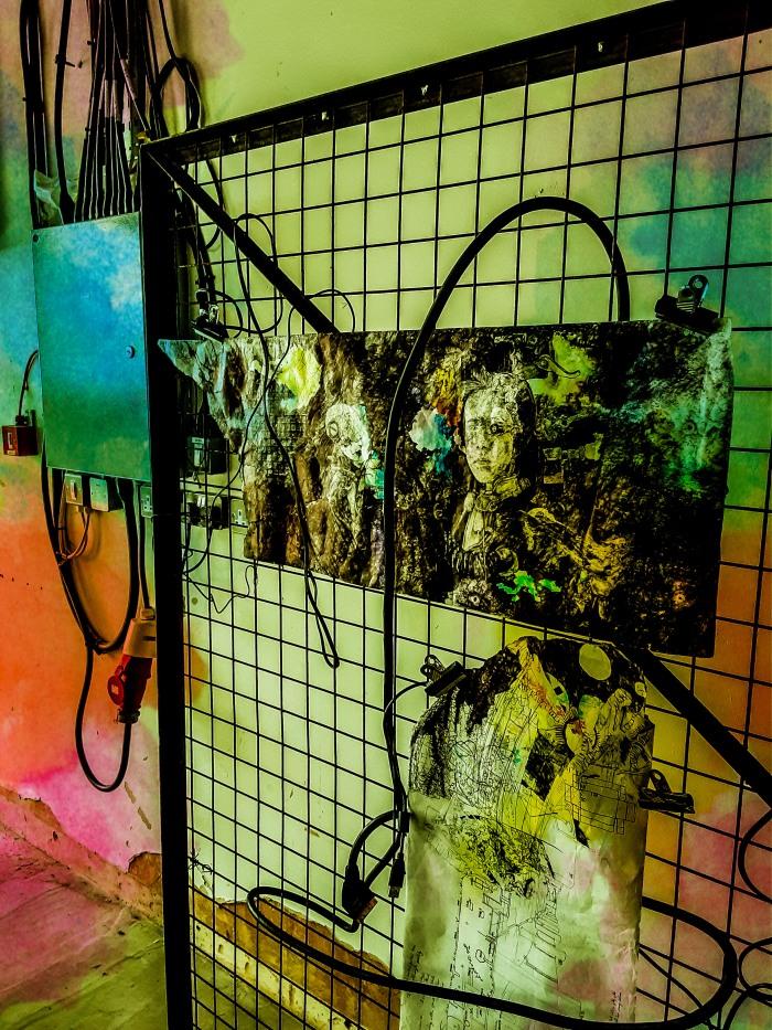 Shoe Factory Weekender Part 2 019 | Natalie Knowles Art 2021